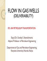 EPL 404 Flow in Gas Wells.pdf