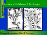 GEOG 1HB3 - 2011F - Lecture 06 - Overview of Globalization & Development - student-posted