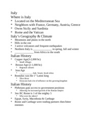 Italy ppt notes.docx