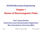 ECE440 MW Chapter_1_Review of EMF