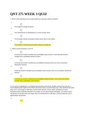 QNT 275 WEEK 3 QUIZ.docx