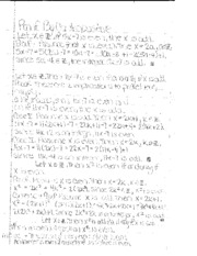 Math Logic contrapositive proofs