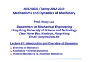MECH2030-Lecture1