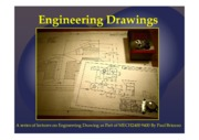 MECH2400 9400 Engineering Drawings Lecture Introduction 23072015