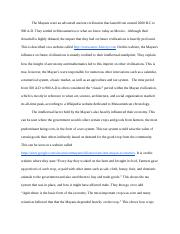Unit 1 individual research paper