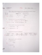 Quiz electrons and protons