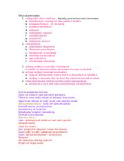 study guide clinical methods
