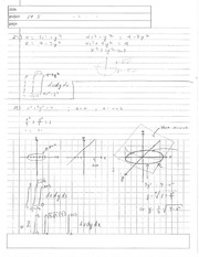 Calculus 3 - 14.5 Problems