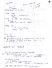 Notes 10-27-08