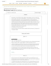 Business Law 13th Edition Chapter 26 Problem 1BS Solution _ Chegg.pdf
