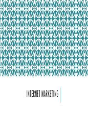 003 Issues in Internet Marketing.pdf