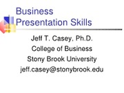 Business Presentation Skills Lecture_1