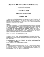ECSE 322 Problem Set 8 Solutions