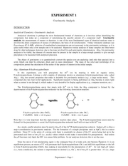 Lab Manual Experiment 1
