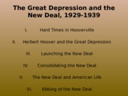 4 Great Depression