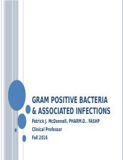 2016 Gram Positive Infections.pptx