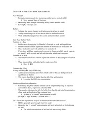 CHEM104 EXAM 3 NOTES