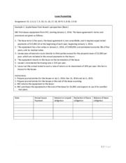 Handout_Lease Accounting