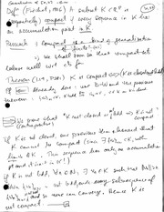 MATH 112 Finite Set Continuity Notes