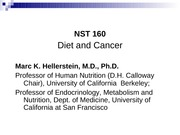 #10 NS_160-Diet and Cancer-MH0509