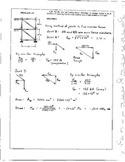46_Mechanics Homework Mechanics of Materials Solution
