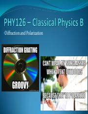 15 - Diffraction and Polarization