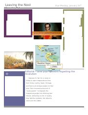 Age of Revoltion Newspaper Project.docx