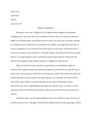 ESE 99 Assignment 2.docx