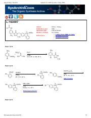 Synthesis of L-163007 by Linda L.pdf