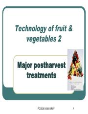 Lecture 8 Fruit and vegetables 2-2