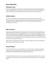 Moral Absolutes Blog v1.docx
