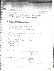 Rules for subtracting Polynomials