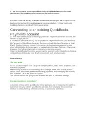Quickbooks Exam Answers.docx