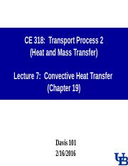 0216 Lecture-7 Convective Heat Transfer.ppt