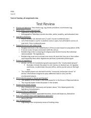 POSI Exam 2 review