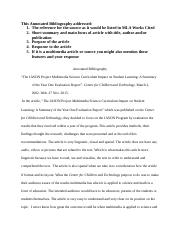 Annotated Bibliography ss ex S16 1.docx