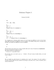 Solutions Chpater 3