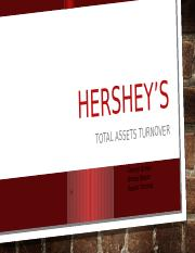 Hershey's assignement 1