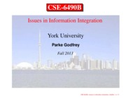 COSC 6490 Introduction