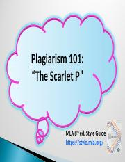 ENG 102 -- The Scarlet P.F16 (2).ppt