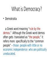 On Democracy.pptx