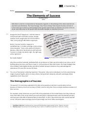 The Elements of Success.pdf