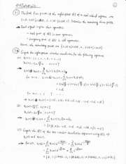 ECE 455 Fall 2013 Tutorial 6 Solutions