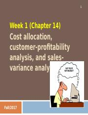 Week 1 - Cost Allocation, Customer-Profitability Analysis, and Sales-Variance Analysis  (complete).p