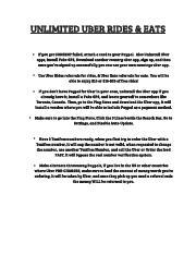 Uber eBook 4 0 pdf - UNLIMITEDUBERRIDES&EATS , AlsoUninstallUber