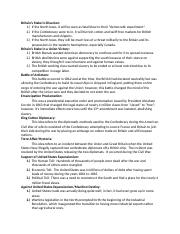 U.S Foreign Policy Final Exam Terms Review.docx