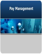 Pay Management.ppt