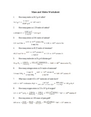 Printables Molar Mass Practice Worksheet mole conversion practice worksheet versaldobip molar mass naming compounds and masses