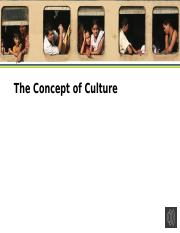 The Concept of Culture lecture.pptx