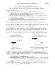 F11 CHEM 1151 Lecture 22 Notes (Oct 27)